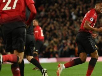 Satu Gol Martial Bantu MU Comeback Gemilang saat Menjamu Newcastle