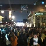 Bandung Light Festival dalam Puncak HJKB ke-208 Berlangsung Meriah