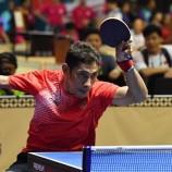 Tenis Meja Tambah Koleksi Medali Emas Asian Para Games 2018
