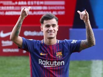Coutinho Akui Laju Barcelona Saat Ini Tidak Normal