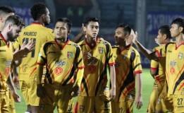 Mitra Kukar Akan Hadapi Laga Krusial Lwan Persija Jakarta di Liga 1