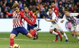 Hasil Laga Atletico vs Valladolid di Lanjutan Liga Spanyol: Skor 3-2