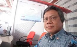 Pesawat Antonov An12 Terbang Dari Bandara Soekarno Hatta