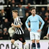 Manchester City Kalah Kala Kontra Newcastle United