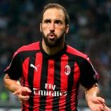 Rumor Masa Depan Higuain Jadi Pembahasan Jelang Juventus vs AC Milan