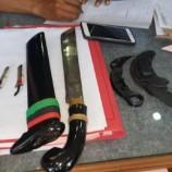 2 Remaja Diamankan Polisi saat Menuju Rumah Prabowo Karena Bawa Golok