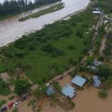 2 Bocah Jadi Korban Banjir di kelurahan Sawah Lebar Baru Bengkulu