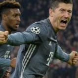 Robert Lewandowski Serta Kinglsey Coman Dikabarkan Berkelahi Di Session Latihan Bayern Munich